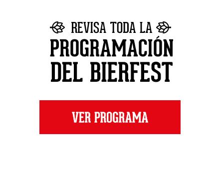 Revisa todo el programa del Bierfest