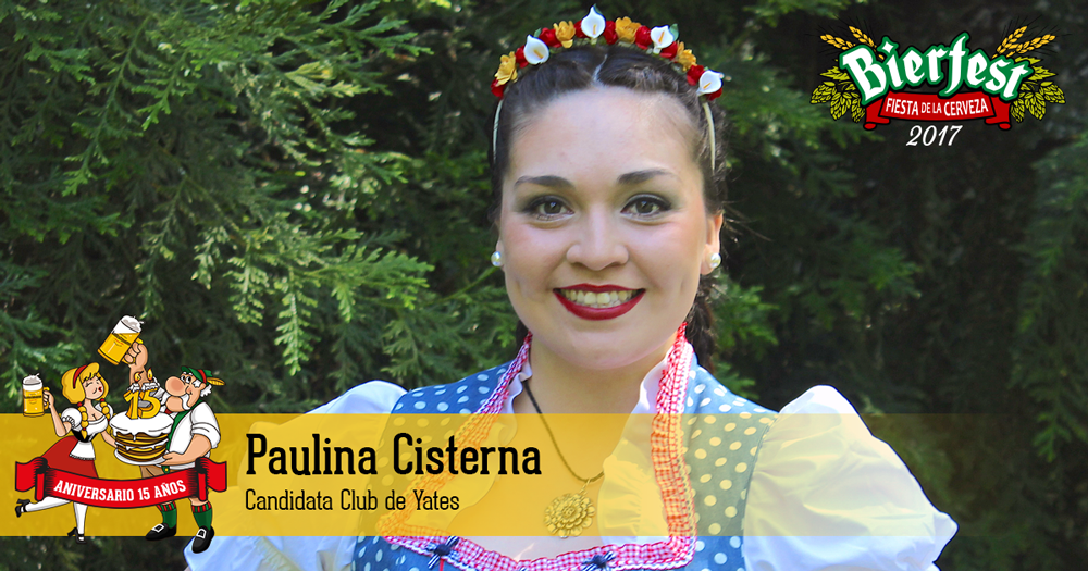 Paulina Cisterna